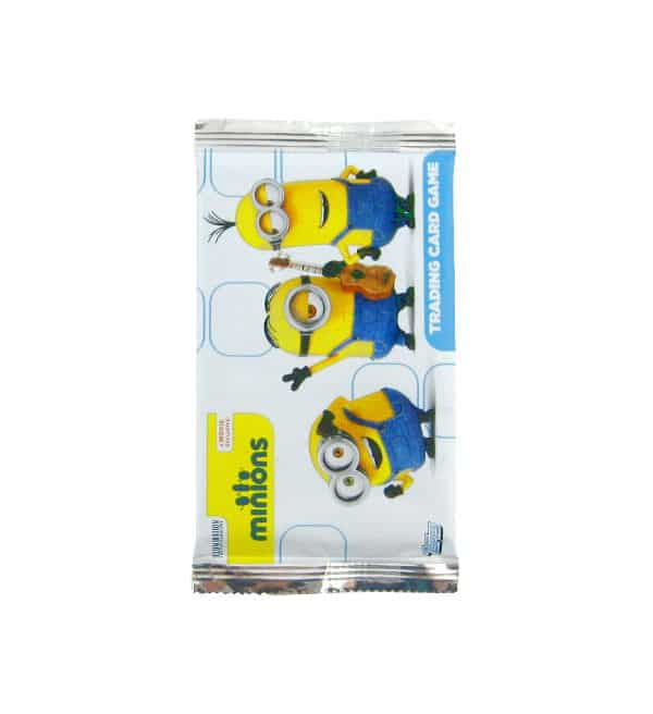 Topps Minions Trading Cards Tüte