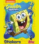 Topps SpongeBob Sticker + Cards