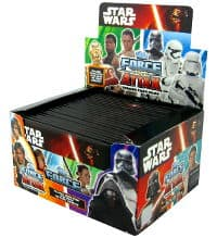 Topps Star Wars Force Attax Ep. 7 - Box mit 24 Tüten