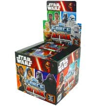 Topps Star Wars Force Attax Ep. 7 - Box mit 50 Tüten