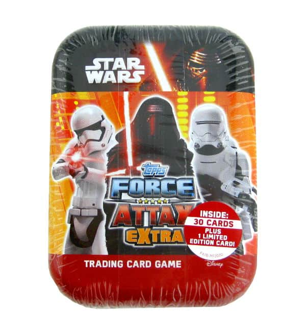 Topps Star Wars Force Attax Extra Ep. 7 - Mini-Tin 1